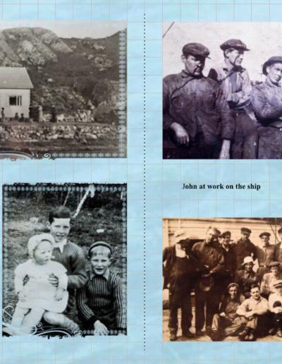 Inger Postvolls slektsbok