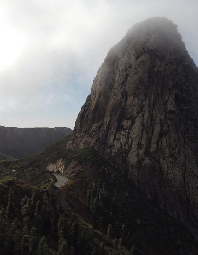 Roque de Agondo (foto: Roy Morten Gleditsch)