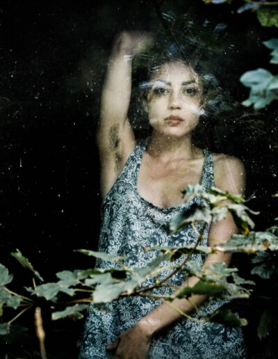 EFIAP-P Håkon Grønning: Mystical Becky