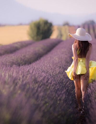 AFIAP Jon Knutsen: Lavender fun