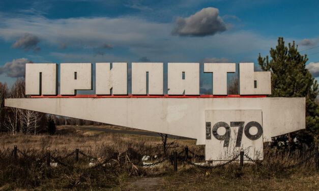 Medlemsprosjekt: Geir Kogstad «Hotel Chernobyl» (2019)