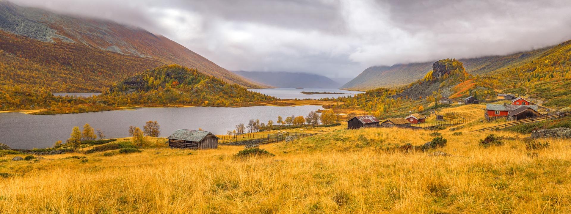 Einar Anbjørn Hansen: When the Autumn Tells You a Story (Strø)