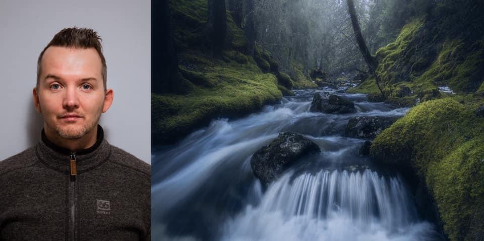 Fredrik Strømme landskapsbilder