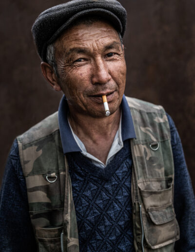 Kyrgyz — Peter Elias Hoddevik