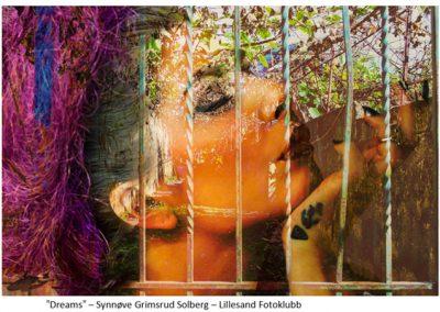27 FIAP Color Biennal projeksjon kreativt. Foto: Synnøve G. Solberg.