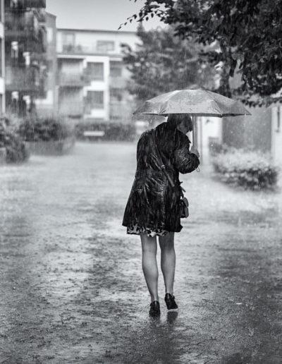 """Bekkalokket fotoklubbs klubbprosjekt """"Paraply"""" (2014)"""