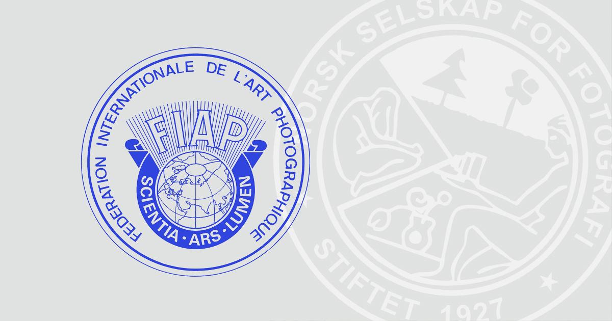 Nye regler for FIAP hederstegn fra og med 2022