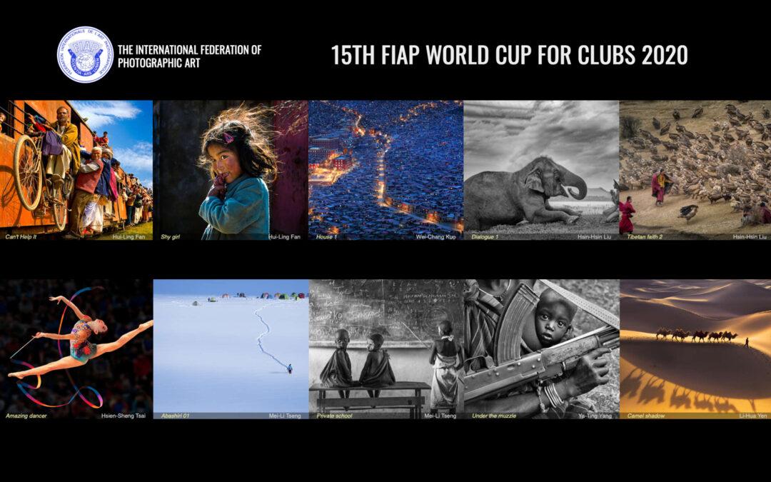 Invitasjon til 15th FIAP Clubs' World Cup
