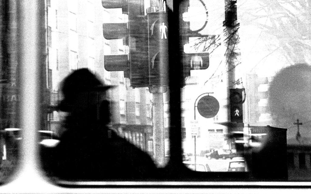1. plass monokrom, NM i foto høstrunden 2020: Shadowlife — Hans J. Rasmussen