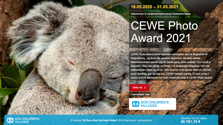 CEWE Photo Awards