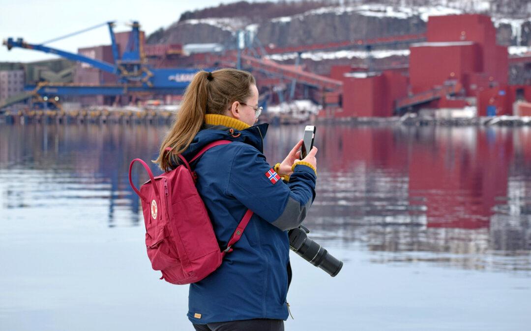 Narvik Kameraklubb jubilerer og inviterer til nasjonalt fotomaraton